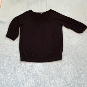 Cable and Gauge knit shirt.